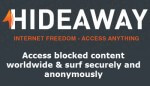 HideAway: New VPN from the Makers of MailWasher
