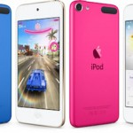 Apple Spruces Up the iPod touch