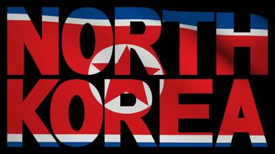 north-korea-flag-text
