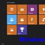 Customising the Start Menu in Windows 10