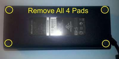 Xbox Powerbrick Pads