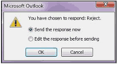 outlook voting prompt