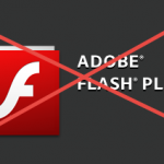 Adobe Flash Set For Extinction