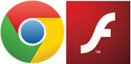 chrome-and-flash