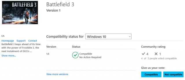 compatibility-battlefield 3