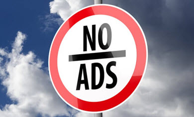 no-ads-sign
