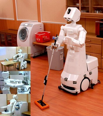 robot-domestic