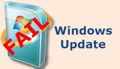 Windows-Update-fail