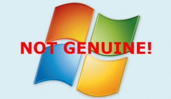 Windows_not genuine2