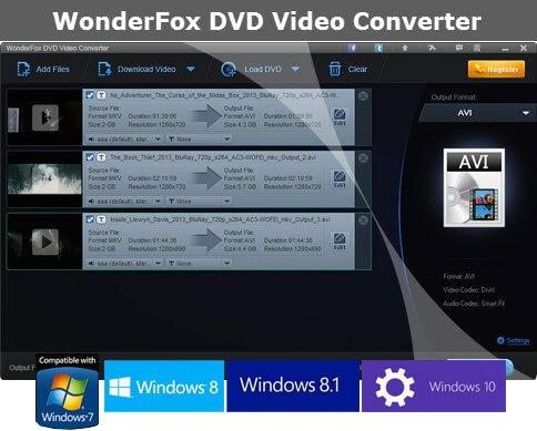 wonderfox dvd video converter-banner