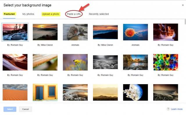 How to change your Gmail theme pic9