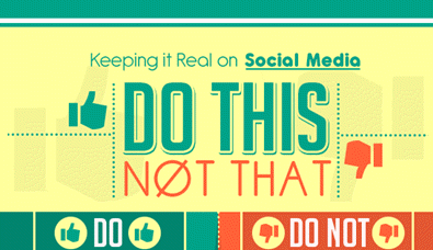 social media do's  don'ts  daves computer tips