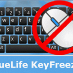 BlueLife KeyFreeze: Easily Disable Keyboard & Mouse Input