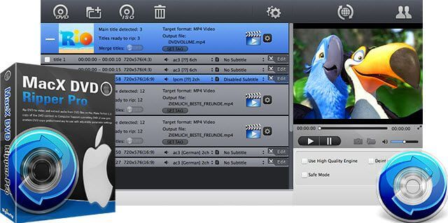 Digiarty Giveaway: MacX DVD Ripper Pro (Mac only) | Daves Computer Tips