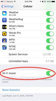wifi-assist-setting