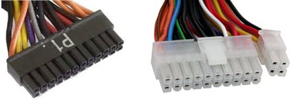 24-pin p1 and 24-pin split p1
