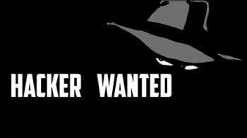 Hacker Wanted