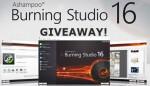 DCT Giveaway: Ashampoo Burning Studio 16