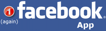 facebook app-again