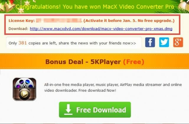 macx video converter-giveaway2