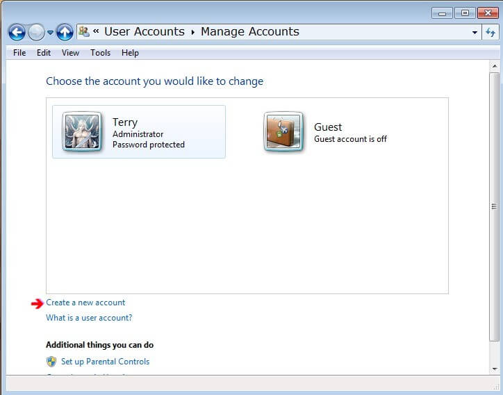 how to get into administrator account windows 7