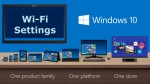 Delete Old Wi-Fi Networks in Windows 10