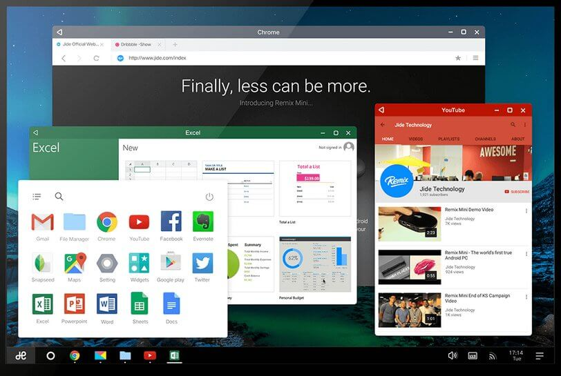 Image result for remix os