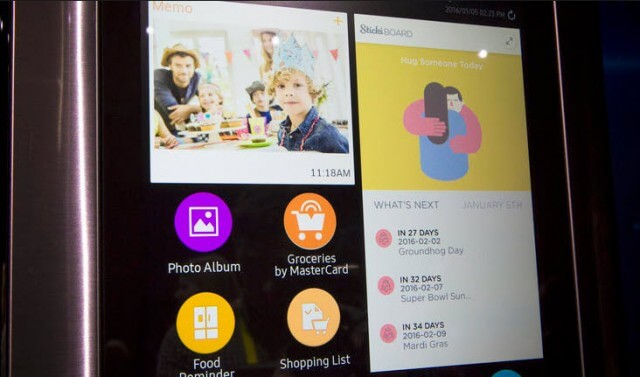 Samsungs Smart Fridge Or Robot Mom pic 2