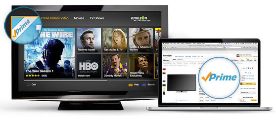 amazon prime - tv and videos