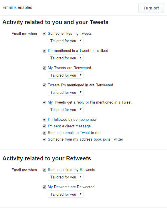 How To Manage Twitter Notifications pic 4
