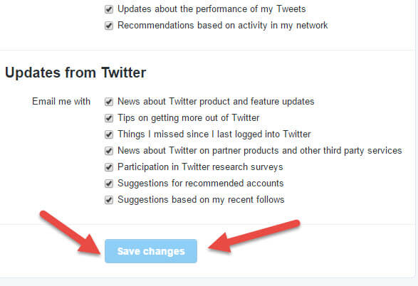 How To Manage Twitter Notifications pic 5