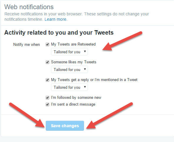 How To Manage Twitter Notifications pic 7