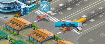 planes refueliung