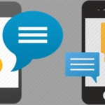 Using Online Text Messaging