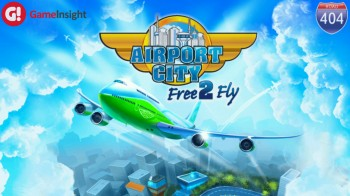 Airport City splash screen