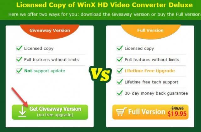 winx hd video converter 2