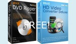 Digiarty Giveaways: WinX HD Video Converter Deluxe & DVD Ripper Platinum