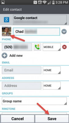 Adding Pictures To Your Android Contacts pic 13