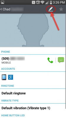Adding Pictures To Your Android Contacts pic 9