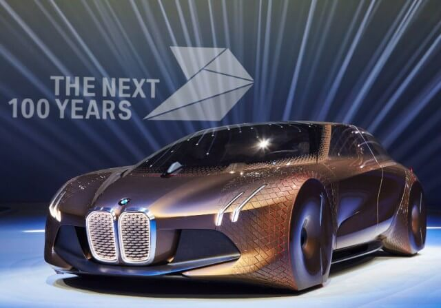 The Car Of The Future Is BMW's Vision Next 100 pic 1