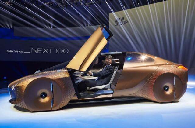 The Car Of The Future Is BMW's Vision Next 100 pic 2