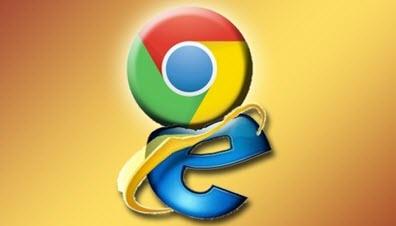 google-chrome-vs-internet-explorer