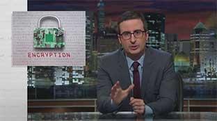 John Oliver explains encryption