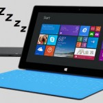 Surface Tablet Won't Wake from Sleep