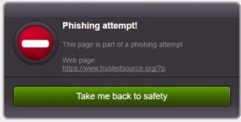Phishing attempt!