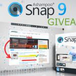 DCT Giveaway: Ashampoo Snap 9