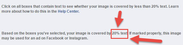Facebook 20 Percent Rule How to Check pic 8