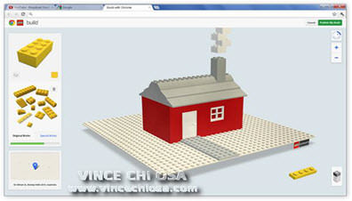 lego build with chrome featured image