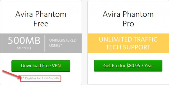 avira free vs pro