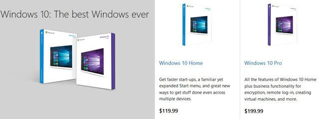 windows 10-upgrade-pricing